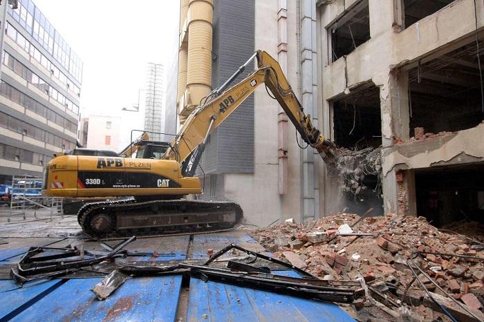 phá dỡ công trình tại đà nẵng